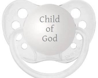 Godchild easter gift etsy i am a child of god godchild baptism present godson christening gift religious negle Choice Image