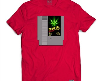 Blow One - Red T-SHIRT