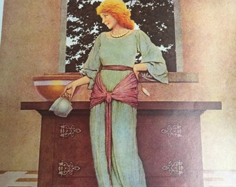 Maxfield Parrish Poster Book