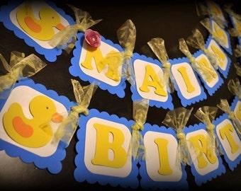 CUSTOM PICK 3 colours -  Birthday/ Wedding/ Shower decorations