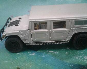 Vintage Hummer Toy Car
