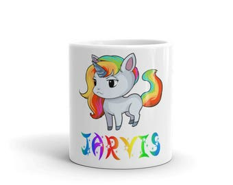Jarvis Unicorn Mug