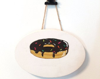 Donut Wall Hanging