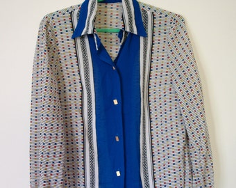 Funky Patterned Shirt!