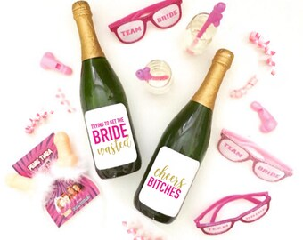 Cheers! Bachelorette Party 2PACK