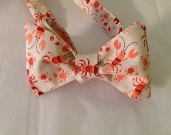 Lobster bow tie