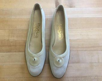 Vintage Salvatore Ferragamo Women's Shoes Size 6AA