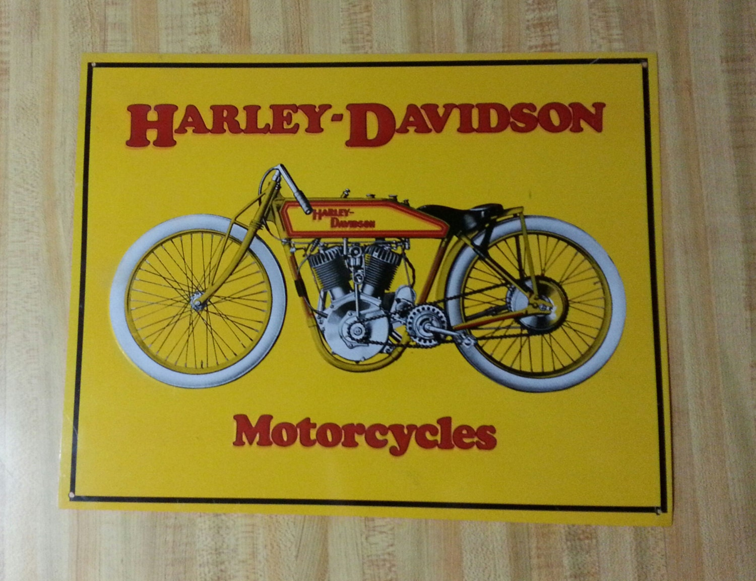 Fancy Harley Davidson Wall Art Elaboration - Wall Art Collections ...