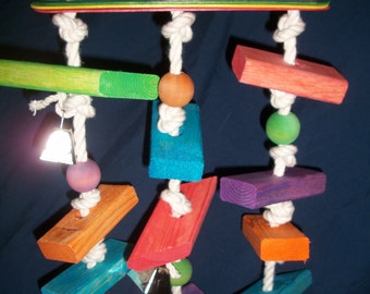 Chiminoes / Parrot Toy