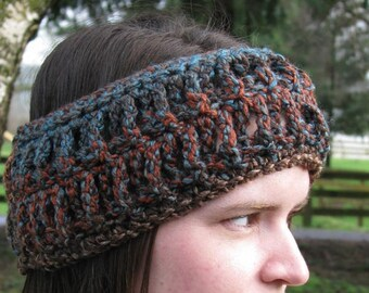 Soft and Comfy Ear Warmer Crochet Pattern