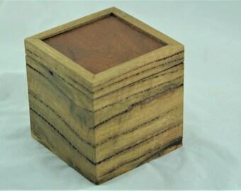 Australian timber wooden box