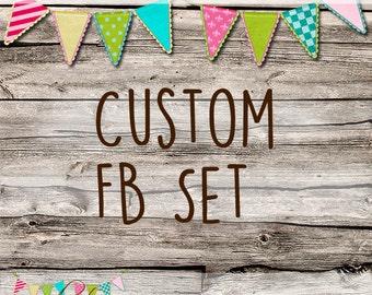 Custom Facebook Photo Cover - Custom Made