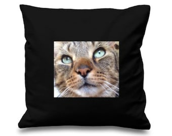Custom Pet Pillow, Your Pet Cushion, Personalised Pet Gift, Dog Pillow, Cat Pillow, Pet Lover, Pet Gift, Pet Lover Gift