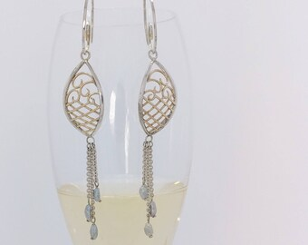 One of a kind Spring Earrings