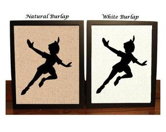 Peter Pan Gift, Peter Pan Decor, Peter pan Nursery Print, Nursery Decor, Peter Pan Birthday, Baby shower