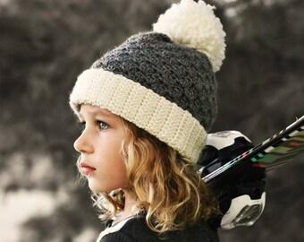 CROCHET PATTERN, The Jesse Crochet Beanie Pattern, Crochet Hat Pattern, Crochet, Craft Supply, DIY Hat Pattern, Hat Pattern