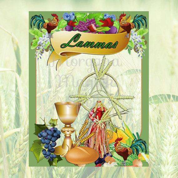 Lammas Lughnasadh Sabbat