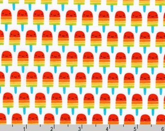 Suzy's Minis 2 - Popsicles Bright by Suzy Ultman from Robert Kaufman