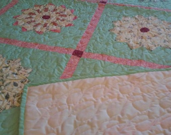 Twin Stack & Whack Quilt