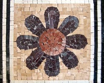 Deadly Nightshade Clip Art Mosaic