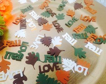 Fall in Love Confetti - 150 pieces