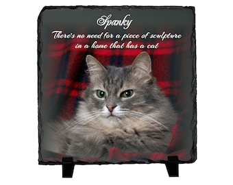 Custom Pet Memorial, Cat lover gifts, personalized pet gifts, custom pet art, Pet photo Gifts