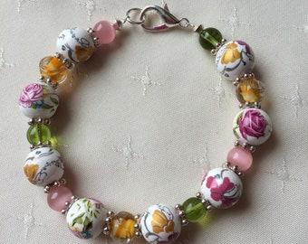 Feels Like Spring Bracelet