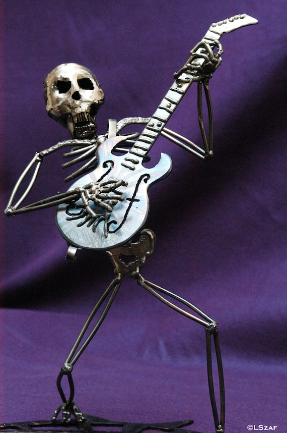 Guitar god, Morgans Collection, made to order and customizable