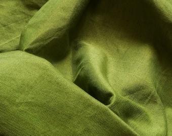 Curtain fabric, curtain panels, curtains, drapes, green fabric, green cotton, green curtains, green drapes