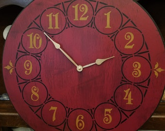18 Inch Vintage Large Wall Clock