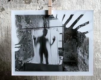Darkroom Print - Silhouette