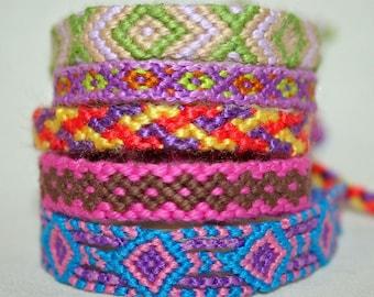 Child-Size Friendship Bracelets