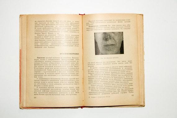 Ärzte Buch Vintage Medizin Anatomie Buch Medizinstudent