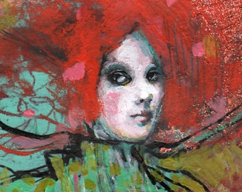 See Me- ACEO  Open edition reproduction by Maria Pace-Wynters