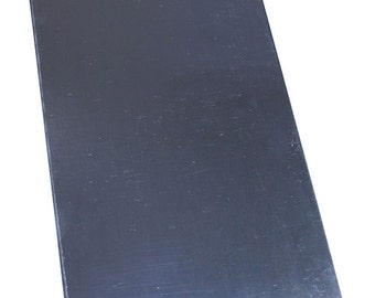 "Nickel Silver Sheet 20ga 6"" x 12"" 0.81mm Thick  (NS20)"
