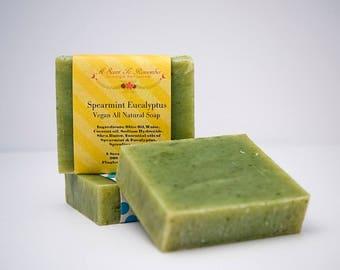 Spearmint Eucalyptus (Vegan, All Natural)