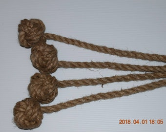 Commissioned multi fist flogger. Cat o'four tails.