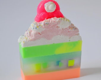 Easter Bunny Farts Soap