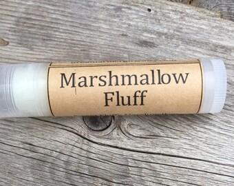 Marshmallow Fluff Natural Lip Balm