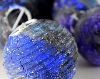 10 Galaxy Lantern String Lights | Hand Painted Galaxy Lights | Lantern Lights | Home Decor | Lantern Lights | Indoor/Outdoor Lights |