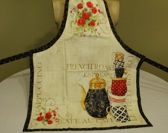 French Roast Adult Apron
