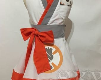 BB8 Pinafore