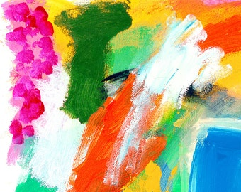 """Contemporary  wallART, Abstract Painting, Acrylic on Canvas, by artist, buyart """"SHAVUOT"""""""
