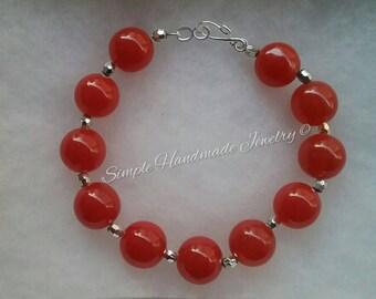 Cherry Bon Bon Bracelet