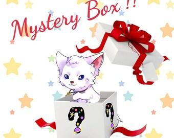 Mystery Box // Random Box // Lucky Box