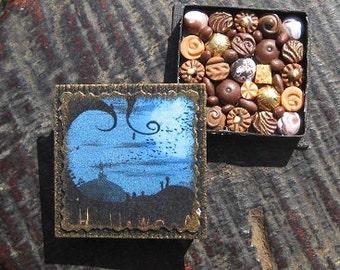 Miniature Box of Chocolates 12th Scale