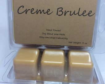 Creme Brulee Wax Melt