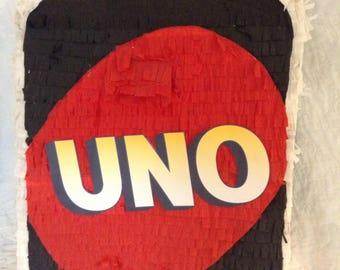UNO Card Pinata