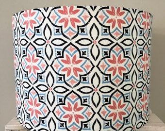 Morrocan Style Drum Lampshade
