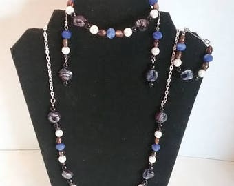 Handmade One-of-a-kind Beaded Jewelry